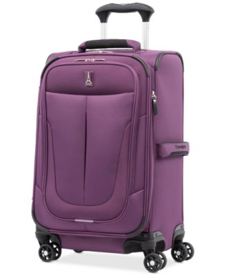 "CLOSEOUT! Walkabout 4 21"" Softside Carry-On Spinner, Created for Macy's"