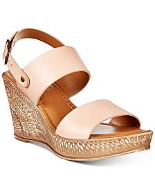 Bella Vita Cor-Italy Wedge Sandals