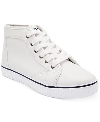 Nautica Women's Lubec High-Top Sneakers Women's Shoes