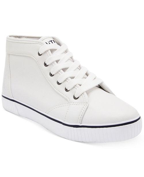 Nautica Women's Lubec High-Top Sneakers Women's Shoes osHLf