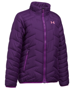 Under Armour Reactor Jacket Big Girls (716)