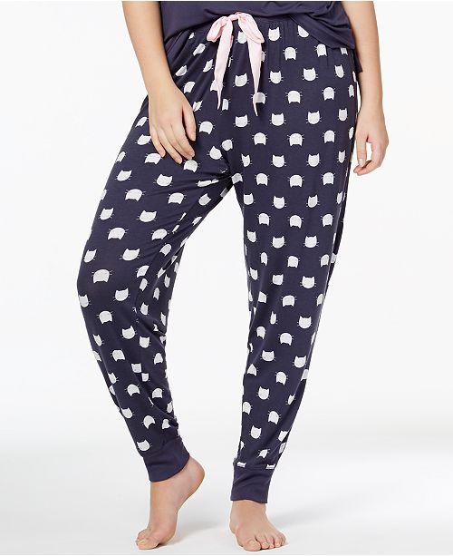 fd20fbfc4dad6 ... Jenni by Jennifer Moore Plus Size Jogger Pajama Pants