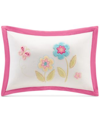 "Spring Bloom 14"" x 20"" Decorative Pillow"