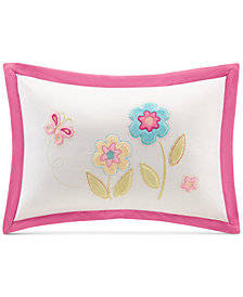 "Mi Zone Kids Spring Bloom 14"" x 20"" Decorative Pillow"