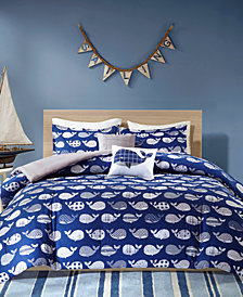 Urban Habitat Kids Moby 5-Pc. Full/Queen Comforter Set