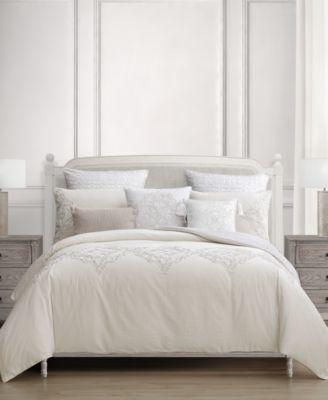 Thea 8-Pc. Cotton Queen Comforter Set