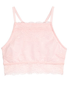 Maidenform Lace High-Neck Bra, Little Girls & Big Girls