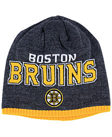 adidas Boston Bruins Heather Beanie