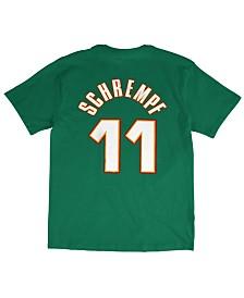 Mitchell & Ness Men's Detlef Schrempf Seattle SuperSonics Hardwood Classic Player T-Shirt