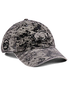 '47 Brand Arkansas Razorbacks Operation Hat Trick Camo Nilan Cap