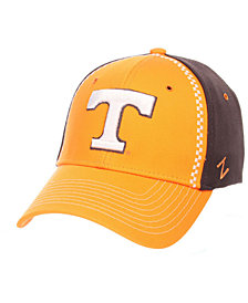 Zephyr Tennessee Volunteers Pattern Pipe Stretch Cap