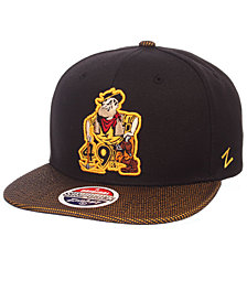 Zephyr Long Beach State 49ers Spider Snapback Cap