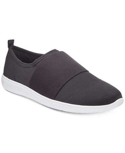 Alfani Women's Emmii Slip-On Sneakers, Created For Macy's