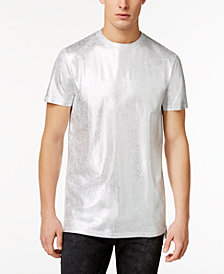 GUESS Men's Foil T-Shirt
