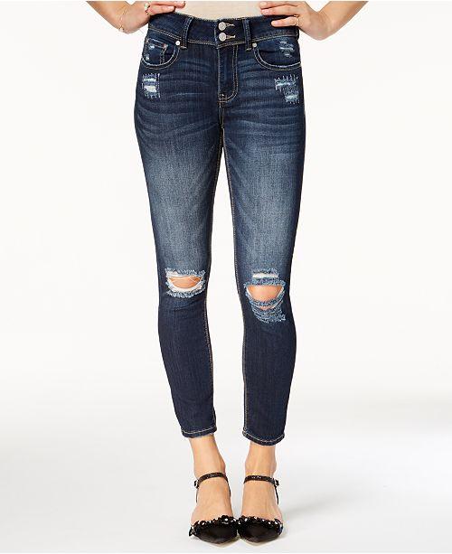 c70f1a091c18c Indigo Rein Juniors  Ripped Skinny Jeans  Indigo Rein Juniors  Ripped Skinny  ...