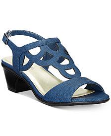 Easy Street Outshine Dress Sandals