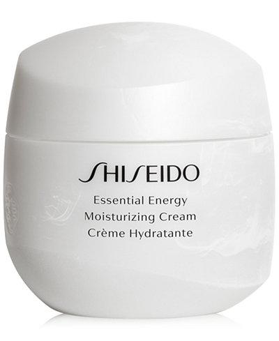 Shiseido Essential Energy Moisturizing Cream, 1.7-oz.