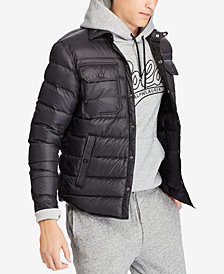 Polo Ralph Lauren Men's Taffeta Down Jacket