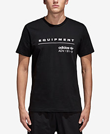 adidas Men's Originals Equipment Logo T-Shirt