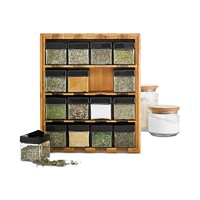 Deals on Martha Stewart Collection Cube Spice Rack