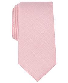 Bar III Men's Buck Solid Skinny Tie, Created for Macy's