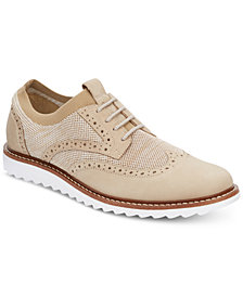 G.H. Bass & Co. Men's Buck 2.0 Wingtip Knit Oxfords
