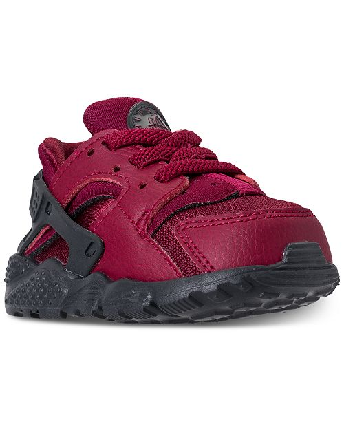 d118c7fb0739 Nike Toddler Boys  Huarache Run Running Sneakers from Finish Line ...