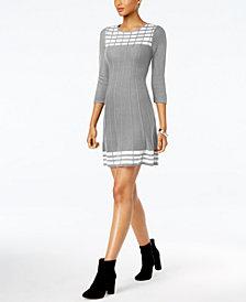 907db13633a Jessica Howard Gray Dresses for Women - Macy s
