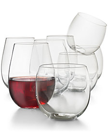 Hotel Collection Stemless 8-Pc. Value Set, Created for Macy's