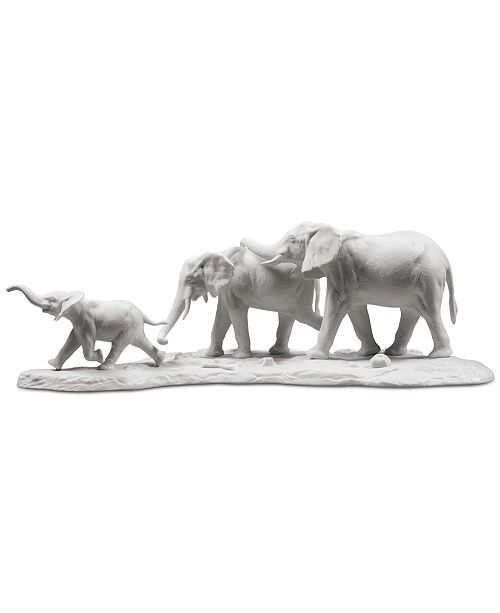 We Follow in Your Steps Figurine