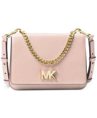7edbdb8dd3cd Michael Kors Mott Chain Swag Shoulder Bag   Reviews - Handbags    Accessories - Macy s