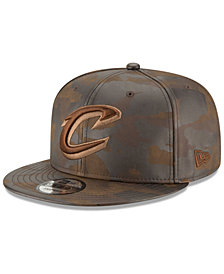 New Era Cleveland Cavaliers Butter So Camo 9FIFTY Snapback Cap
