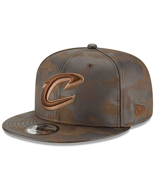 best cheap 60d7b f7f04 New Era Cleveland Cavaliers Butter So Camo 9FIFTY Snapback Cap ...