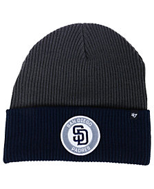 '47 Brand San Diego Padres Ice Block Cuff Knit Hat
