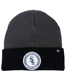 '47 Brand Chicago White Sox Ice Block Cuff Knit Hat