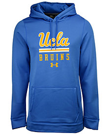 Under Armour Men's UCLA Bruins Speedy Armour Fleece Hoodie