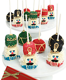 Chocolate Covered Company  8-Pc. Nutcracker Chocolate-Dipped Cake Pops