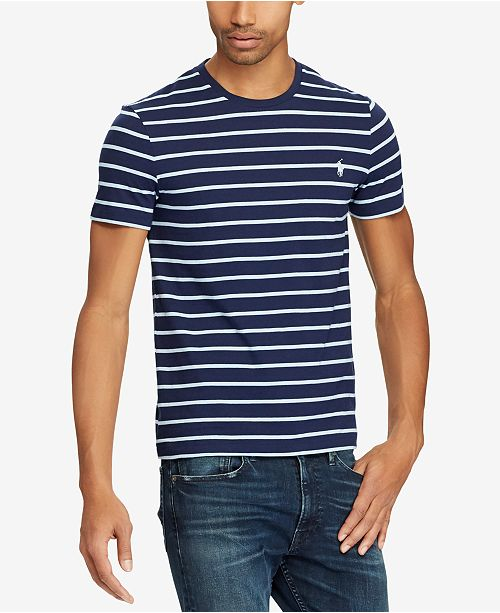 Shirtamp; Ralph Shirts Polo Men's Striped Lauren T Reviews Men vmn0w8N