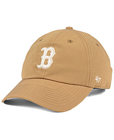 '47 Brand Boston Red Sox Harvest CLEAN UP Cap