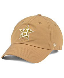 '47 Brand Houston Astros Harvest CLEAN UP Cap