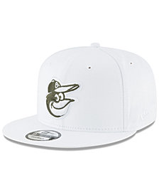 New Era Baltimore Orioles Fall Shades 9FIFTY Snapback Cap