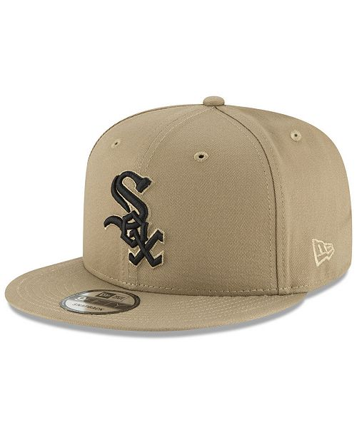 reputable site 50bab 1bdd5 ... New Era Chicago White Sox Fall Shades 9FIFTY Snapback Cap ...