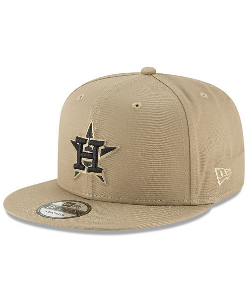 hot product online shop newest New Era Houston Astros Fall Shades 9FIFTY Snapback Cap & Reviews ...