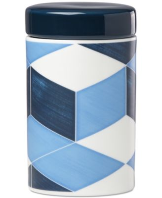 Luca Blue Azzurro Large Canister