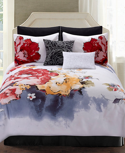 CLOSEOUT! Gracell 8-Pc. Comforter Sets, Created for Macy's