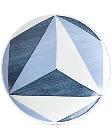 Lenox Luca  Triangoli Accent Plate