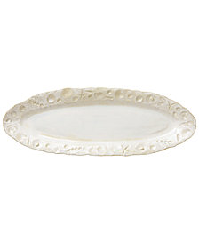 Lenox-Wainwright Boho Beach Fish Platter, Created for Macy's