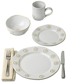 Lenox-Wainwright Boho Garden Dinnerware Collection, Created for Macy's