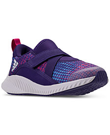 adidas Little Girls' Forta X Running Sneakers from Finish Line