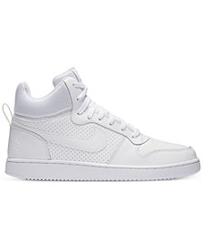 Nike Men's Borough Mid Casual Sneakers from Finish Line